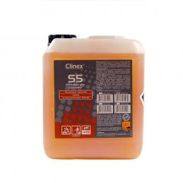 Wysokoskoncentrowany preparat czyszcząco-odtłuszczający CLINEX EXPERT+ S5 5l