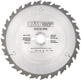 Tarcza pilarska do aluminium CMT 297.081.10M, 254x30 Z-80