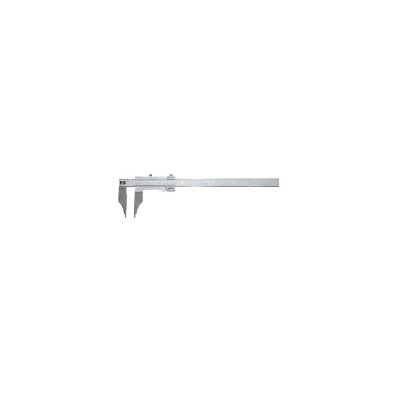 Suwmiarka noniuszowa 200/60mm MIB MESSZEUGE