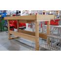 Stół stolarski PROMAT 1700x640x110mm (4000870149)