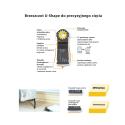 Zestaw brzeszczotów  PROJAHN do drewna i metalu 5 elementów