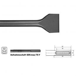 Dłuto szerokie PROJAHN ECO SDS-max TE-Y 400mm / 50mm
