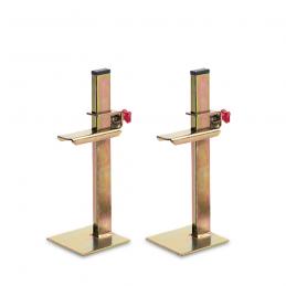 Wsporniki łat murarskich RUBI 50cm 1kpl-2 szt
