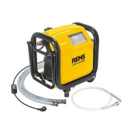 Elektroniczna jednostka płucząca i kontroli ciśnienia z kompresorem REMS Multi-Push