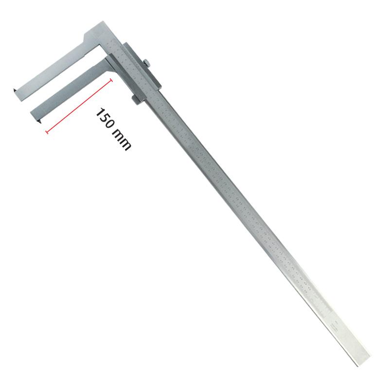 Suwmiarka do pomiaru bębnów hamulcowych 500/150mm  MIB MESSZEUGE