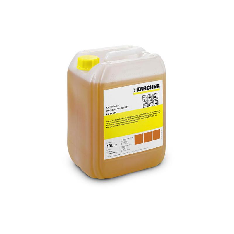 Wysoce skoncentrowany środek czyszczący KARCHER RM 31 ASF 10l
