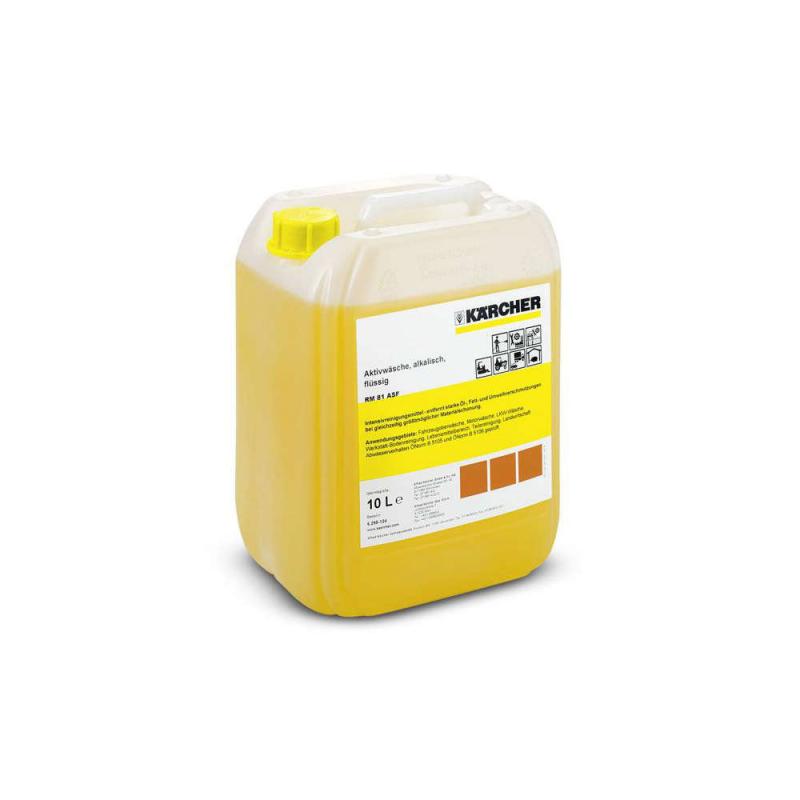 Aktywny środek czyszczący KARCHER RM 81 ASF 10l