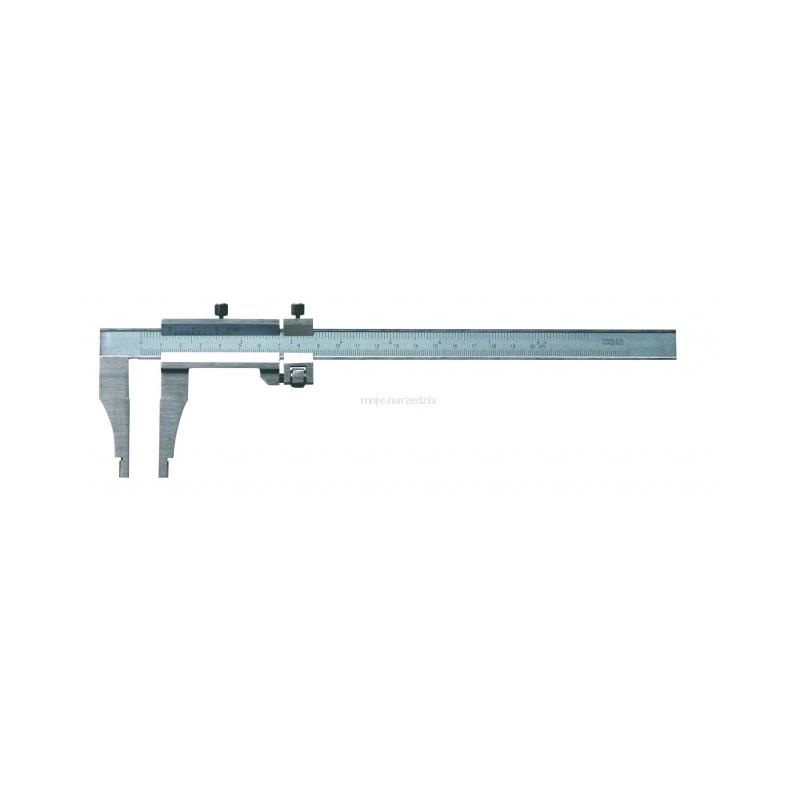Suwmiarka noniuszowa 250/80mm MIB MESSZEUGE