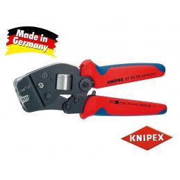Szczypce do zaciskania końcówek tulejowych KNIPEX 97 53 08