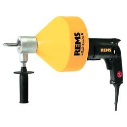 Elektryczny przyrząd do czyszczenia rur REMS Mini - Cobra A