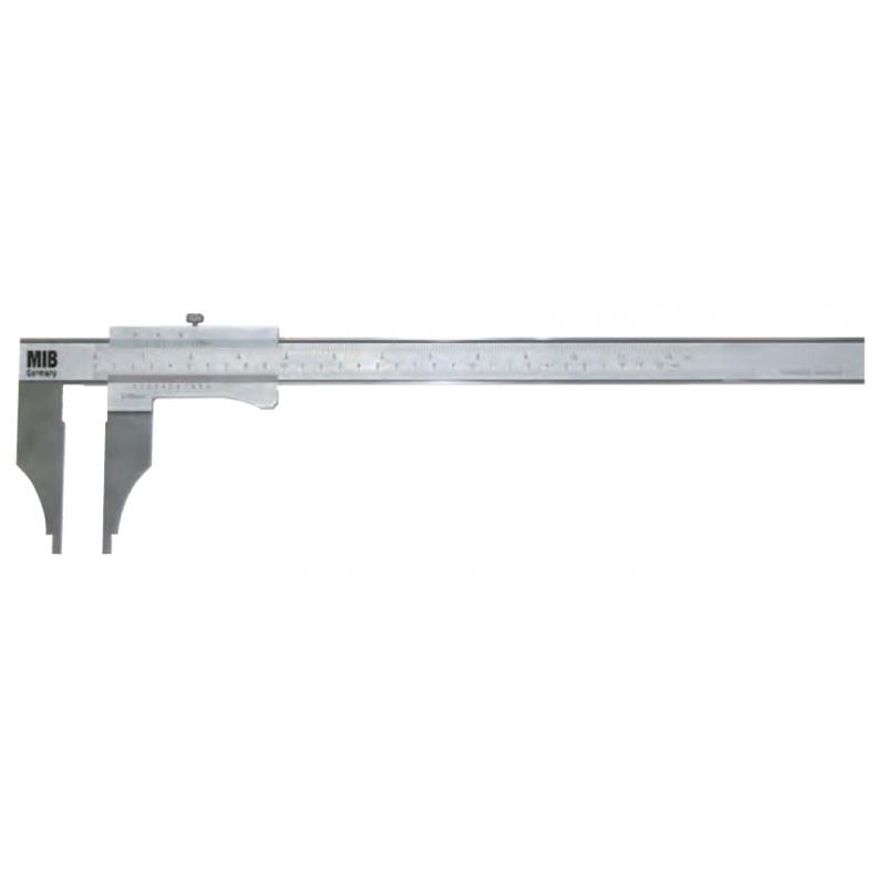 Suwmiarka noniuszowa 800/150mm MIB MESSZEUGE