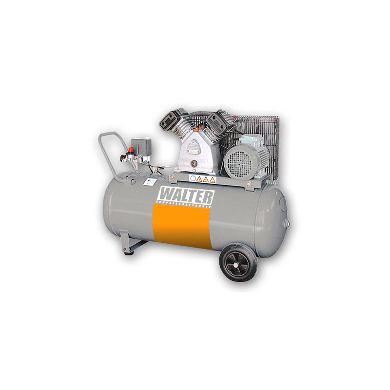Kompresor tłokowy żeliwny WALTER GK 420-2.2/100