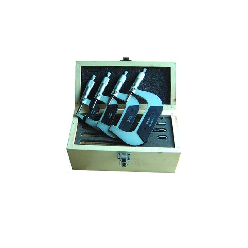 Zestaw mikrometrów 150-300mm MIB MESSZEUGE