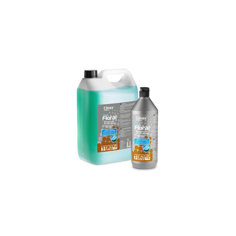 Uniwersalny płyn do mycia podłóg CLINEX FLORAL OCEAN 5L
