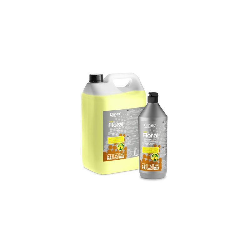 Uniwersalny płyn do mycia podłóg CLINEX FLORAL CITRO 5L
