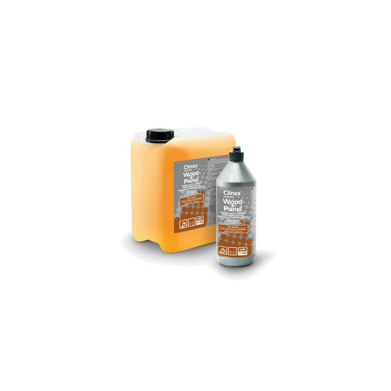 Płyn do mycia podłóg laminowanych CLINEX WOOD & PANEL 5L