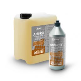 Płyn do silnie zaolejonych posadzek CLINEX ANTI-OIL 5L