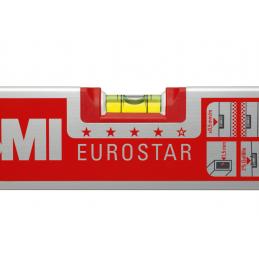 Poziomica aluminiowa BMI EUROSTAR 40 cm