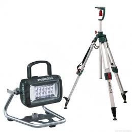 Reflektor budowlany METABO BSA 14,4-18 LED ze statywem