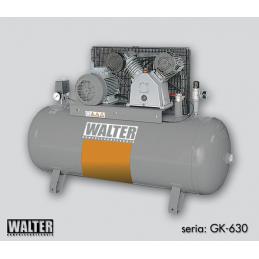 Kompresor tłokowy WALTER GK 630-4.0/100