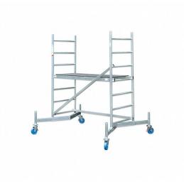 Aluminiowe rusztowanie jezdne KRAUSE CLIMTEC podstawa