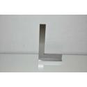 Kątownik ze stopką 200 mm x 130 mm MIB MESSZEUGE