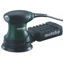 Szlifierka mimośrodowa METABO FSX 200 INTEC w walizce