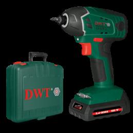Klucz udarowy akumulatorowy DWT ASS 18SLI