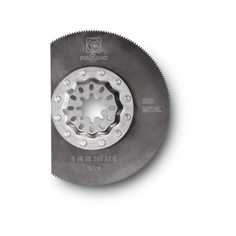 Brzeszczot ze stali HSS, ścięty fi 85 mm, TYP 106 Fein MultiMaster