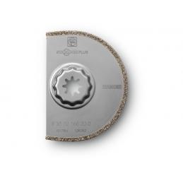 Brzeszczot diamentowy, ścięty fi 90mm, TYP 166 Fein MultiMaster