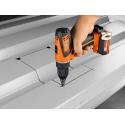 Akumulatorowa wiertarko-wkrętarka FEIN ABSU 12C, 2X2,5Ah, 30Nm