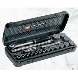 """Klucze nasadowe FACOM 10-32mm,  1/2"""" S.2APB"""