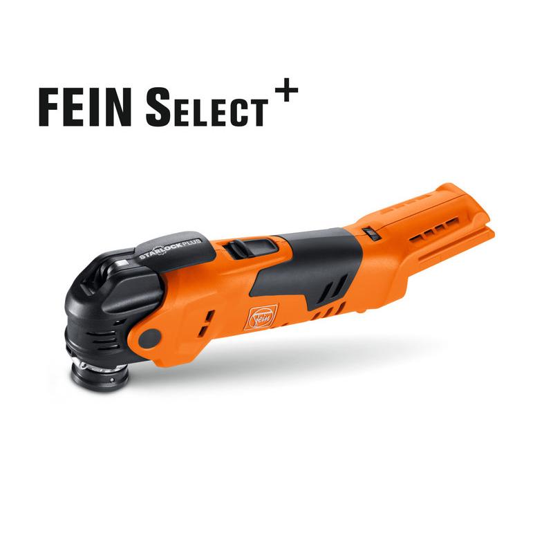 Narzędzie oscylacyjne FEIN MultiTalent w wersji akumulatorowej