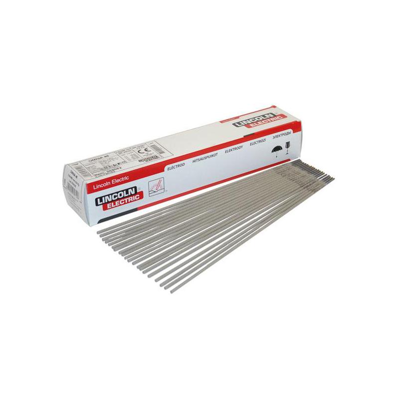 Elektrody spawalnicze LINCOLN ELECTRIC OMNIA 46 2,5x350mm, 4,8kg
