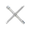 Klucz krzyżowy dla branży sanitarnej 200x200mm ALARM WERKZEUGE