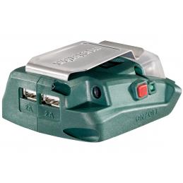 Adapter do akumulatorów METABO PA 14.4-18 LED-USB