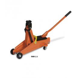 Manewrowy podnośnik samochodowy, hydrauliczny UNICRAFT RWH 2,5 2,5t