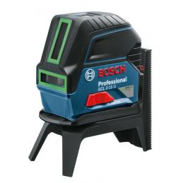 Laser krzyżowo punktowy BOSCH GCL 2-15 G