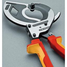 Nożyce do kabli VDE Knipex 320 mm
