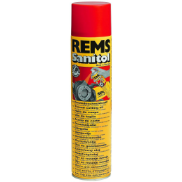 Olej do gwintowania REMS Sanitol Spray 600ml