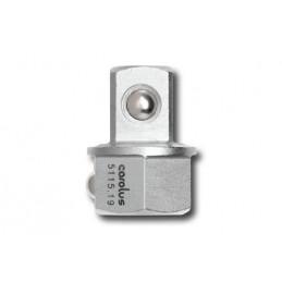 "Adapter 1/2"" 19 mm CAROLUS 5115.19 1597124"