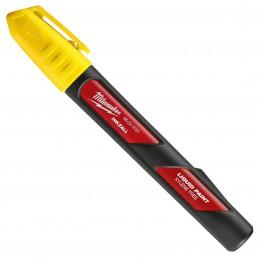 Marker żółty olejowy MILWAUKEE