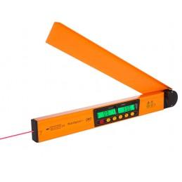 Kątomierz z poziomicą laserową  GEO FENNEL Multi-Digit Pro +