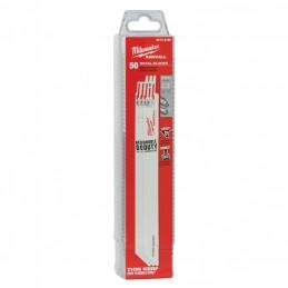 Brzeszczoty Milwaukee do metalu 230/1,4 mm Bimetal, Co (5 szt.)