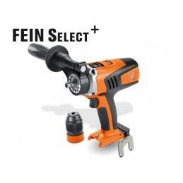 Wiertarko-wkrętarka  FEIN ASCM 18 QM Select, bez akumulatorów i ładowarki