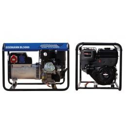Agregat prądotwórczy EISEMANN BL5000