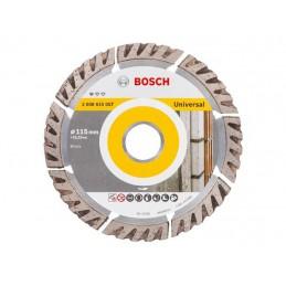 Diamentowa tarcza tnąca BOSCH 115 x 22,23  Standard for Universal