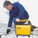 Maszyna do czyszczenia rur i kanalizacji REMS Cobra 22 Set 16+22
