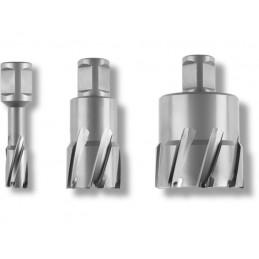 Frez trepanacyjny / Wiertło rdzeniowe FEIN HM Ultra Weldon  ? 17/35 mm