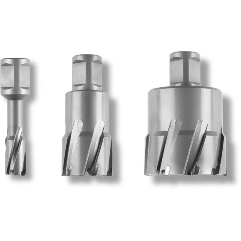 Frez trepanacyjny / Wiertło rdzeniowe FEIN HM Ultra Weldon  Ø 32/35 mm